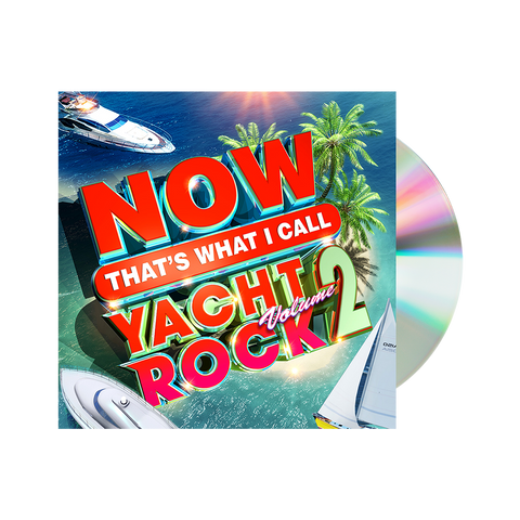 NOW Yacht Rock 2 CD