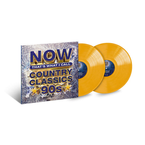 NOW That's What I Call Country Classics '90s 2LP