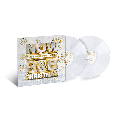 NOW R&B Christmas 2LP