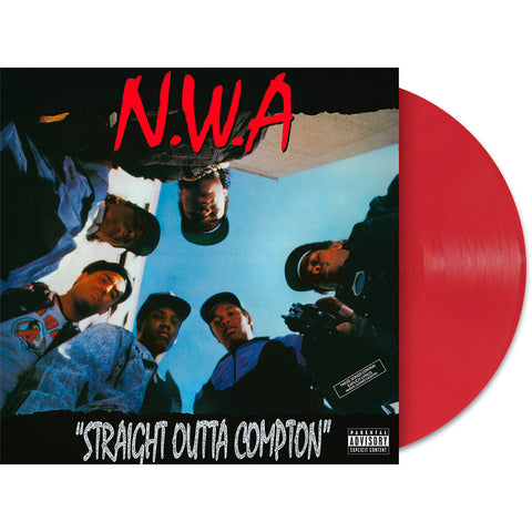 Straight Outta Compton Red LP