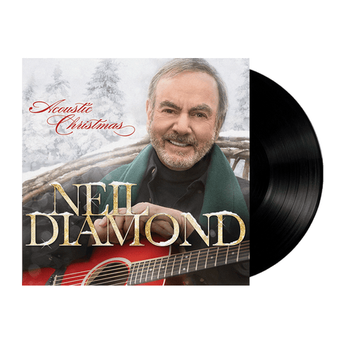 Acoustic Christmas LP