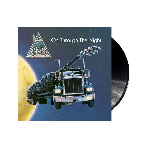 On Through The Night LP