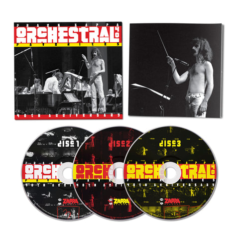 Orchestral Favorites 40th Anniversary 3CD