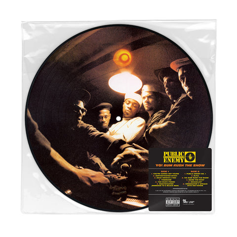 Yo! Bum Rush The Show 30th Anniversary Picture Disc