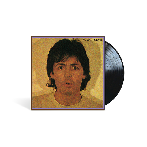 McCartney II - Black LP