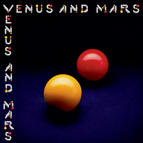 Venus and Mars - CD Digipack