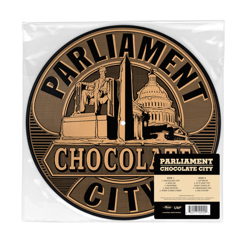 Chocolate City LP Picture Disc