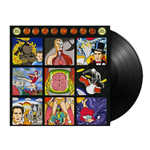 BACKSPACER LP