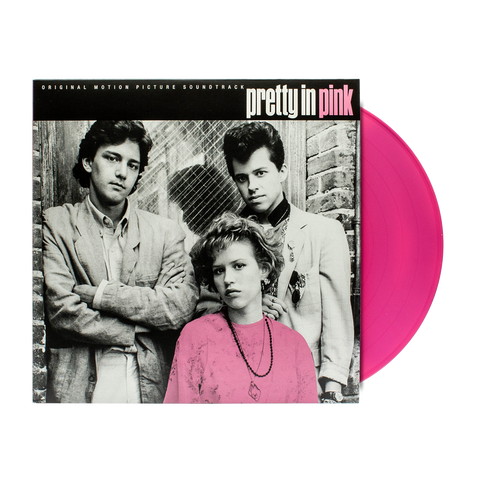 Pretty In Pink Soundtrack Limited Edition LP