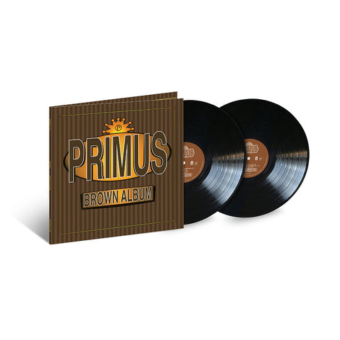 Brown Album 2LP