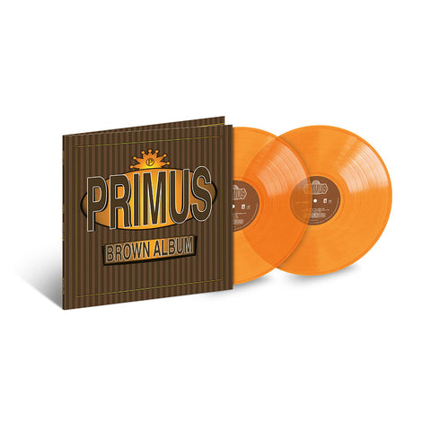 Brown Album Limited Edition 2LP