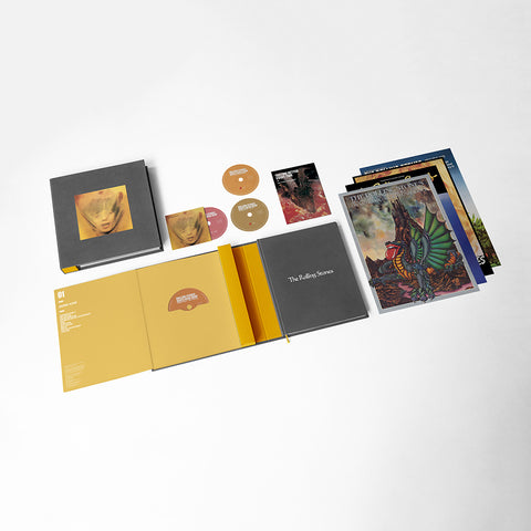 Goats Head Soup Super Deluxe 3CD + Blu-ray Box Set