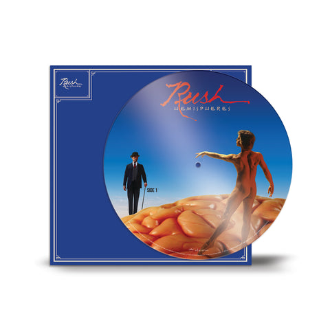 Hemispheres Limited Edition LP