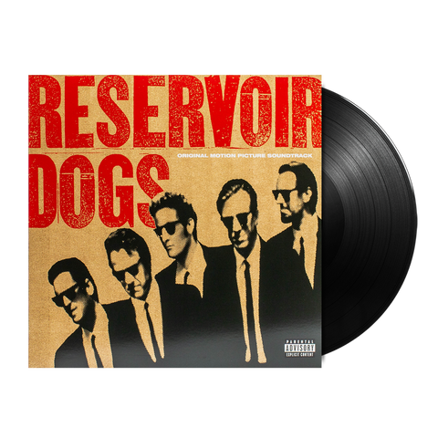 Reservoir Dogs OST Limited Edition LP