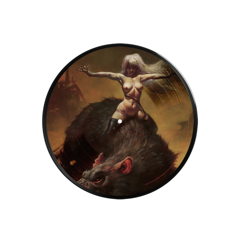 Venomous Rat Regeneration Vendor Picture Disc