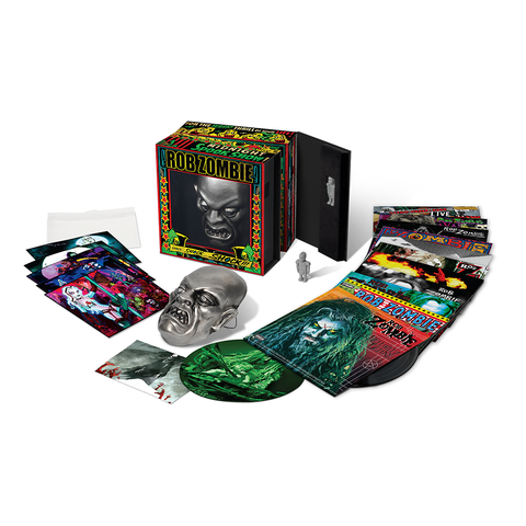 Limited Edition Solo Albums Vinyl Box Set