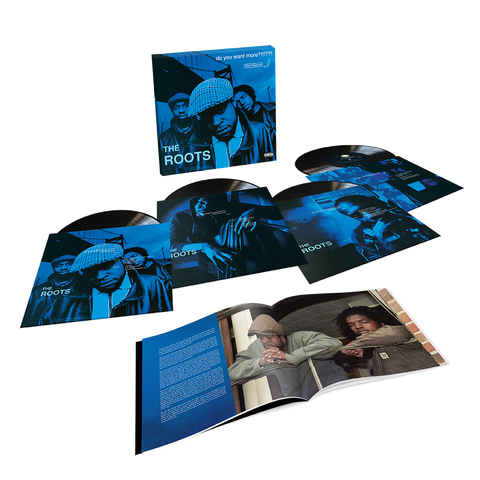 Do You Want More?!!!??! 4LP Box Set