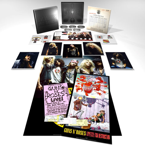 Appetite For Destruction Super Deluxe Edition