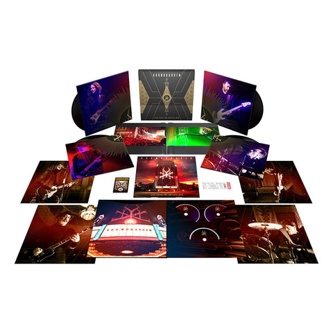 Live From The Artists Den Super Deluxe Box Set