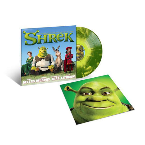 Shrek Original Motion Picture Soundtrack LP