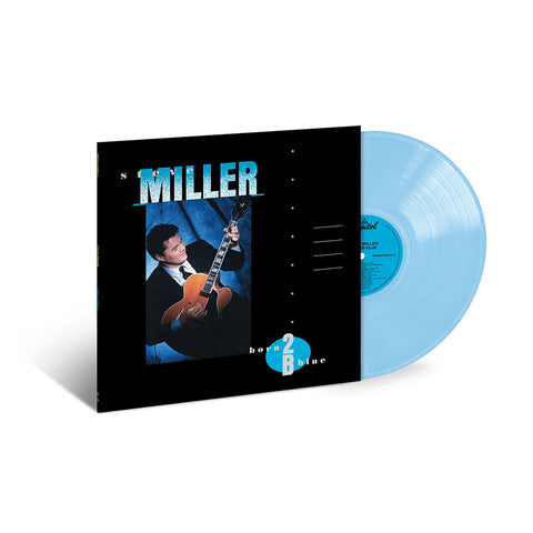 Born 2 B Blue (Limited Edition) LP