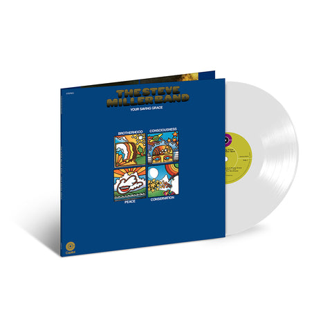Your Saving Grace - Exclusive Color LP
