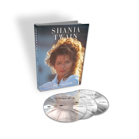 The Woman In Me: Diamond Edition 3CD Box Set