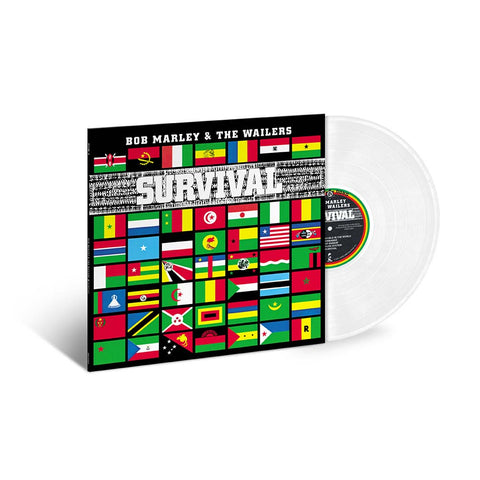 Survival Limited Edition LP