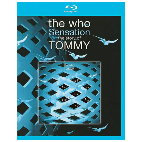 Sensation - The Story Of The Who's Tommy Blu-ray