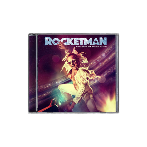 The Cast Of Rocketman: Music From The Motion Picture CD