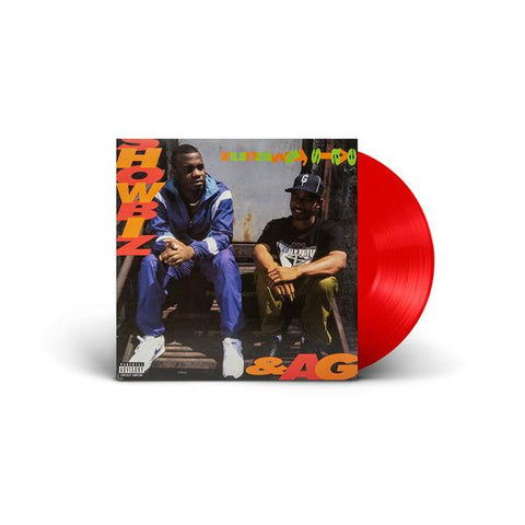 Runaway Slave Limited Edition LP