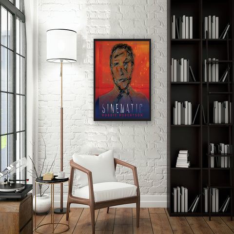 Sinematic Canvas Wall Art