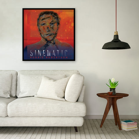 Sinematic Canvas Wall Art (Signed)
