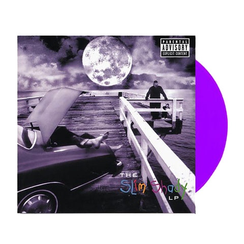 The Slim Shady Limited Purple 2LP