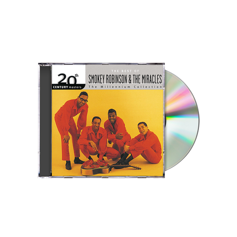 20th Century Masters/The Millennium Collection: Best Of Smokey Robinson & The Miracles CD
