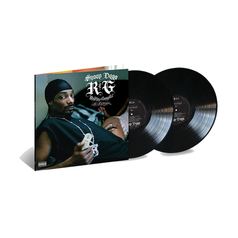 R&G (Rhythm & Gangsta): The Masterpiece 2LP
