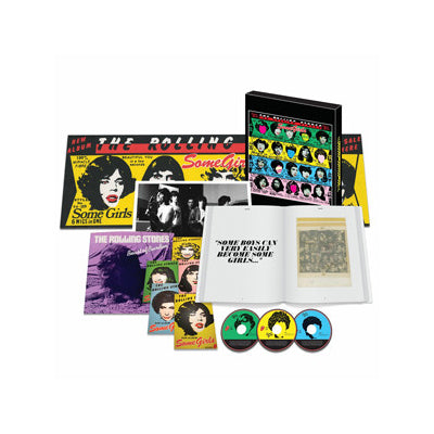 Some Girls Super Deluxe Edition - CD Boxset