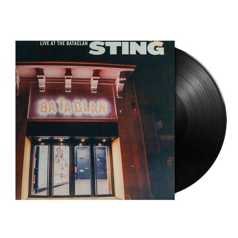 Live At The Bataclan Limited Edition LP