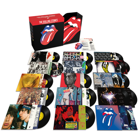 Studio Albums Vinyl Collection 1971 - 2016