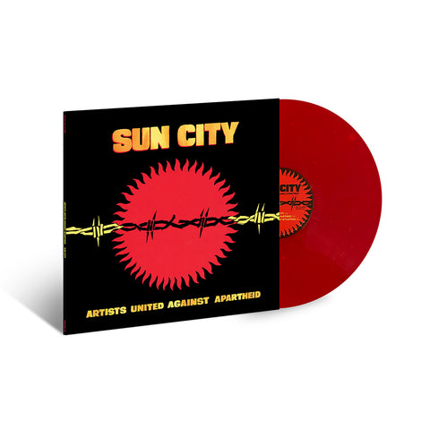 Sun City: Artists United Against Apartheid Limited Edition LP