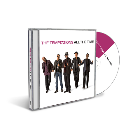 All The Time CD