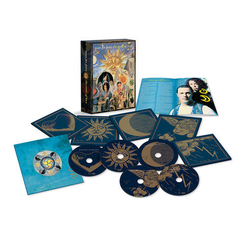 The Seeds Of Love 4CD/Blu-Ray