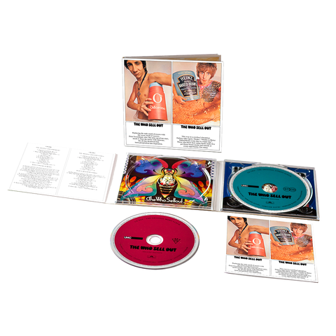 The Who Sell Out Deluxe 2CD