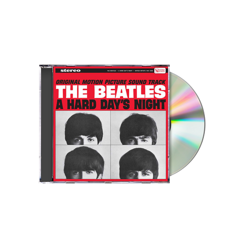A Hard Day's Night The U.S. Albums CD