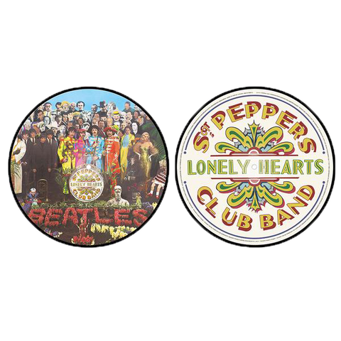 Sgt. Pepper's Lonely Hearts Club Band Anniversary Edition LP Picture Disc