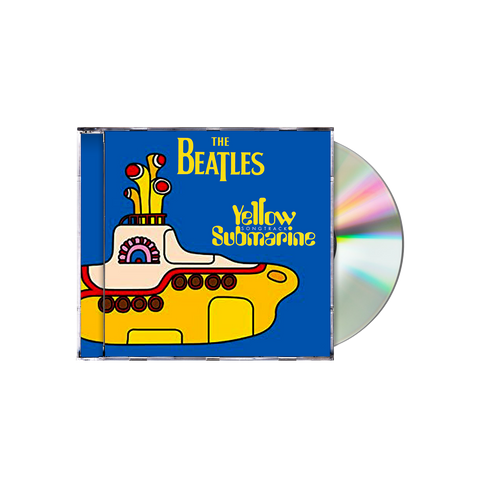 Yellow Submarine Remastered CD