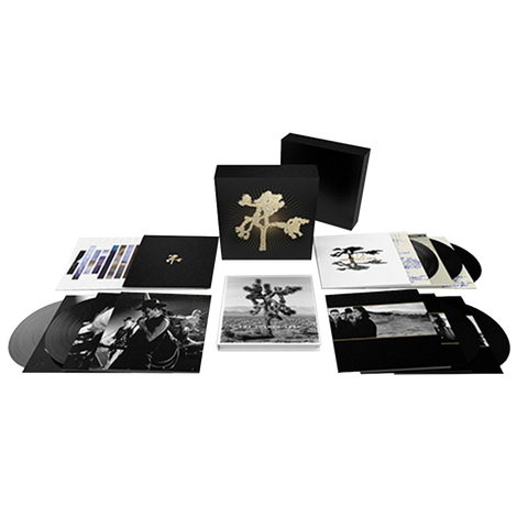 The Joshua Tree 30th Anniversary Super Deluxe Edition 3LP Box Set