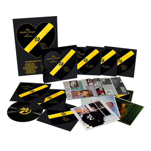 The Public Image Is Rotten (Songs From The Heart) 6LP Box Set