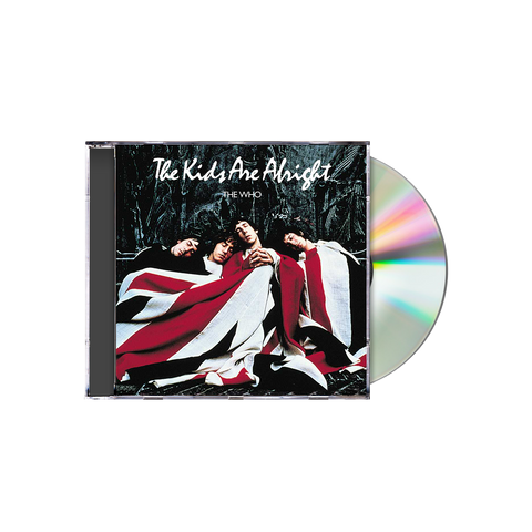 The Kids Are Alright CD