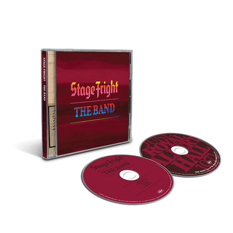 Stage Fright 50th Anniversary 2CD